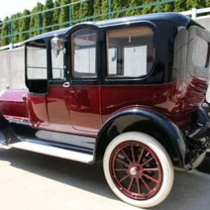 1915 Pierce Arrow Model 36 Town Car- Vintage Rod Shop