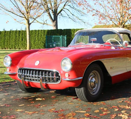 1957 chevy corvette for sale - Vintage Rod Shop