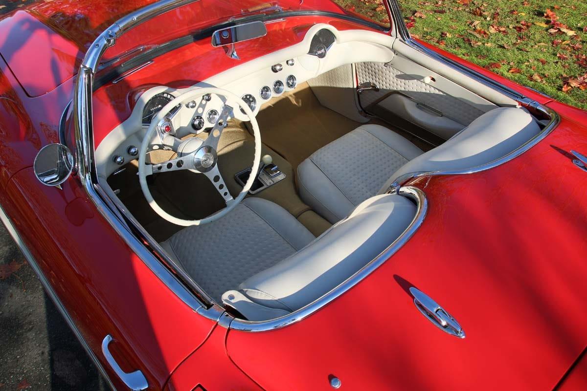 1957 chevy corvette - Vintage Rod Shop