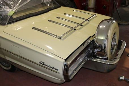 1966 Ford Thunderbird Classic Car for Sale - Vintage Rod Shop