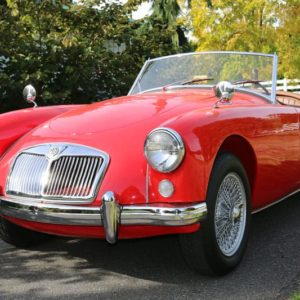 1958 MGA - Vintage Rod Shop