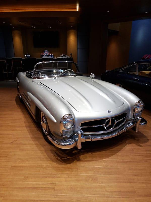 Front Image -1957 Mercedes 300sl - Vintage Rod Shop