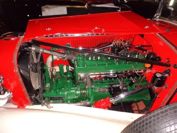 Engine - 1930 L29 Cord Convertible Coupe - Vintage Rod Shop
