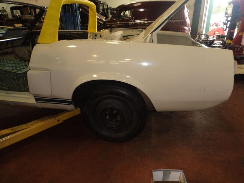 1967 Shelby Gt500kr - Vintage Rod Shop