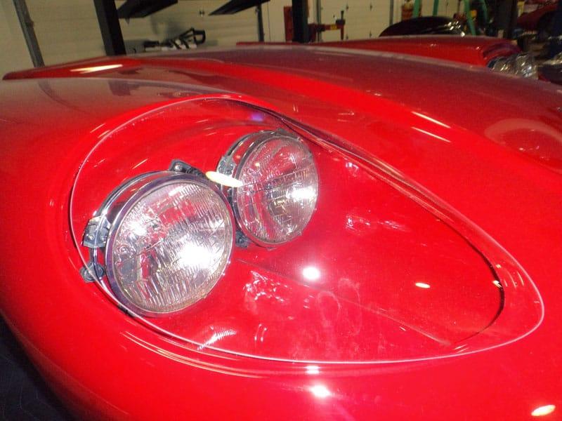 Car light - 1968 Marcos - Vintage Rod Shop