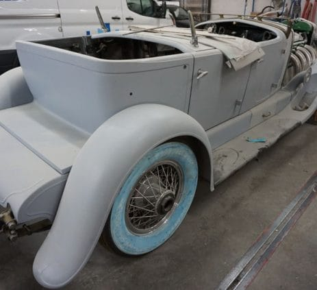 1930 Dusenberg