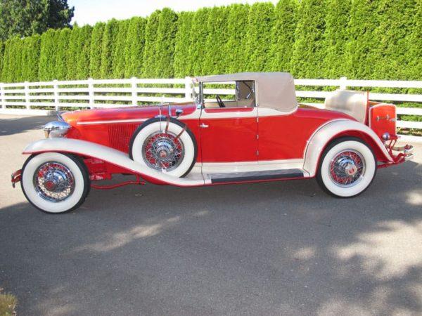 1930 L29 Cord Convertible Coupe