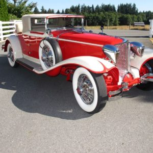 1930 L29 Cord Convertible Coupe