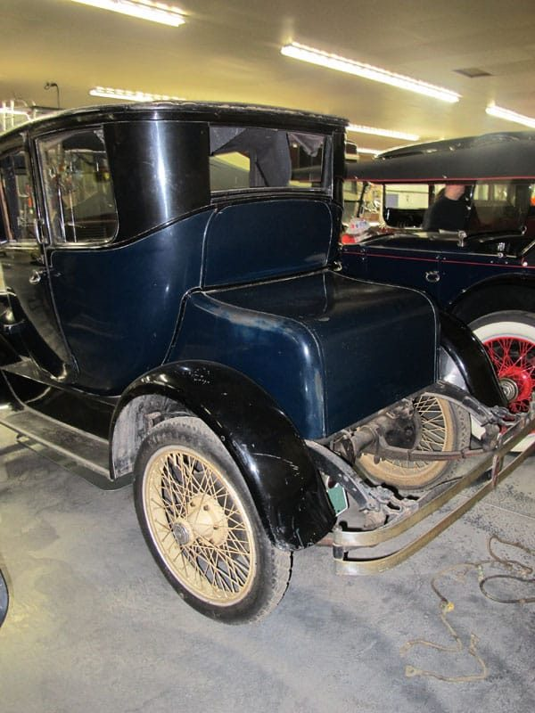 1922 Detroit Electric
