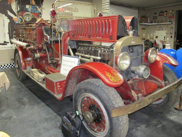 1924 Stutz Model K Fire Truck