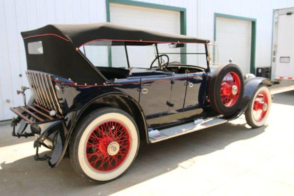 1915 Crane Simplex