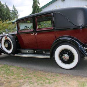 1931 Cadillac V16 452