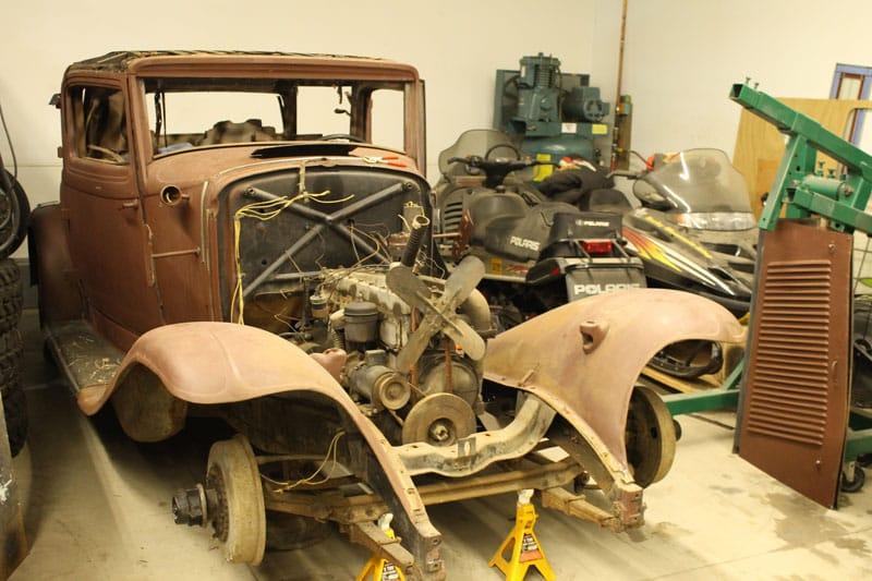 1931 Auburn Coupe
