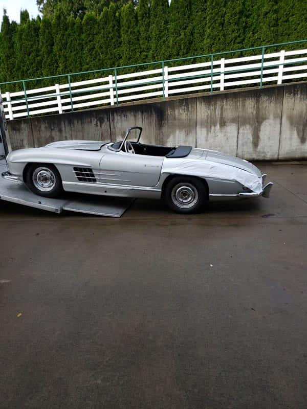 1957 Mercedes 300sl