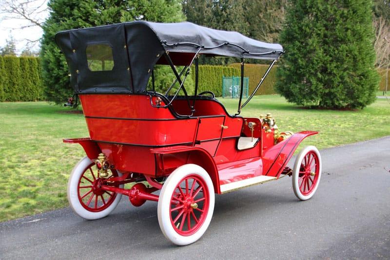 Class car restoration project