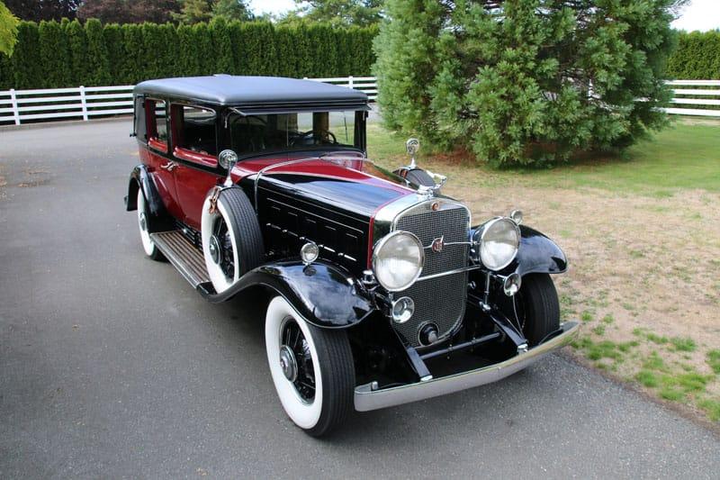 Vintage Cadillac restoration